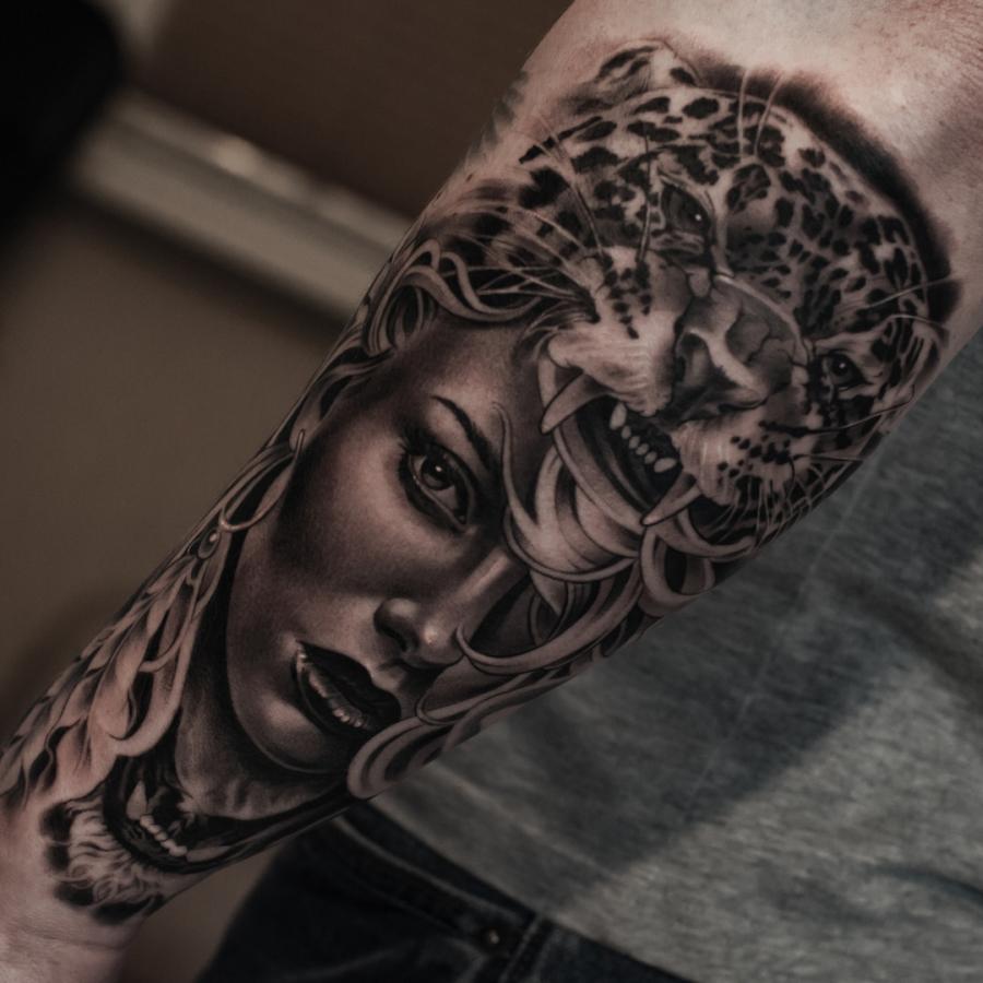 Tattoo Wade Gepard