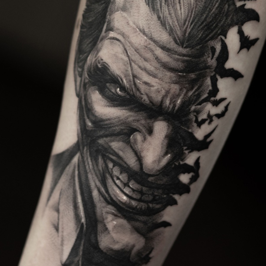 Wade Tattoo Daemon