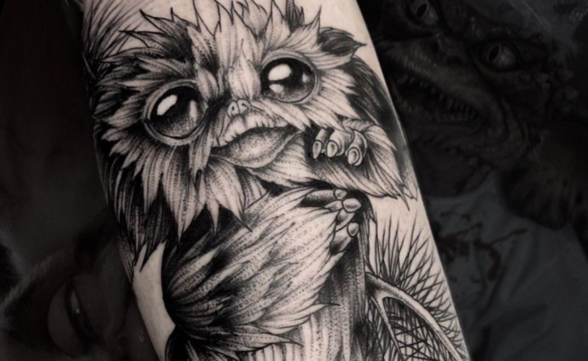 Tattoo Farbe