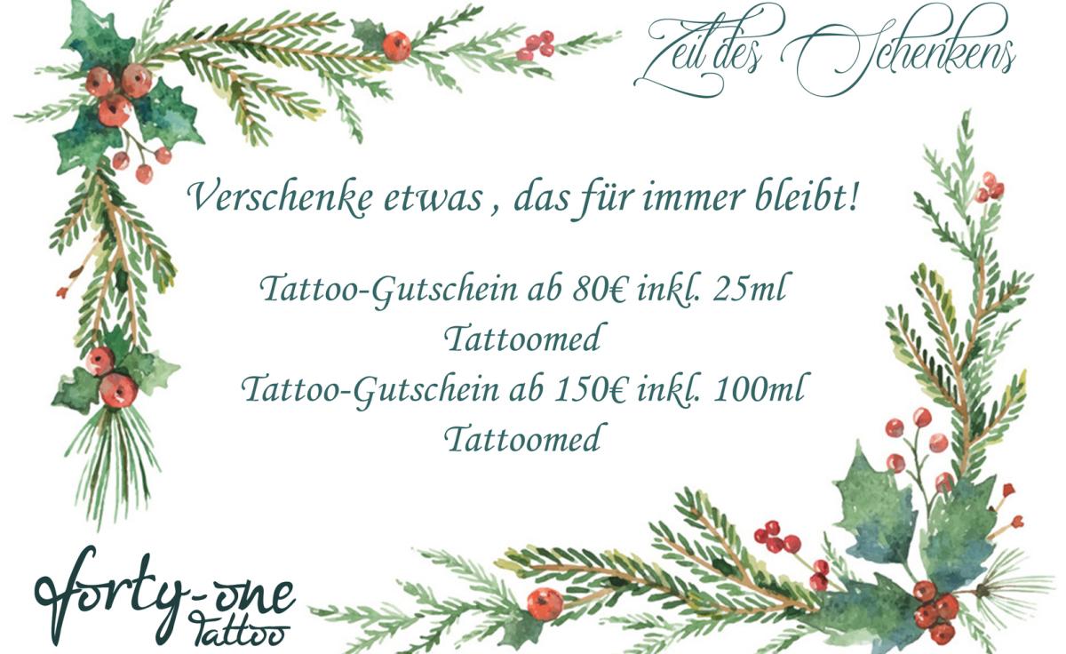 Oberam Tattoo Frauenportrait