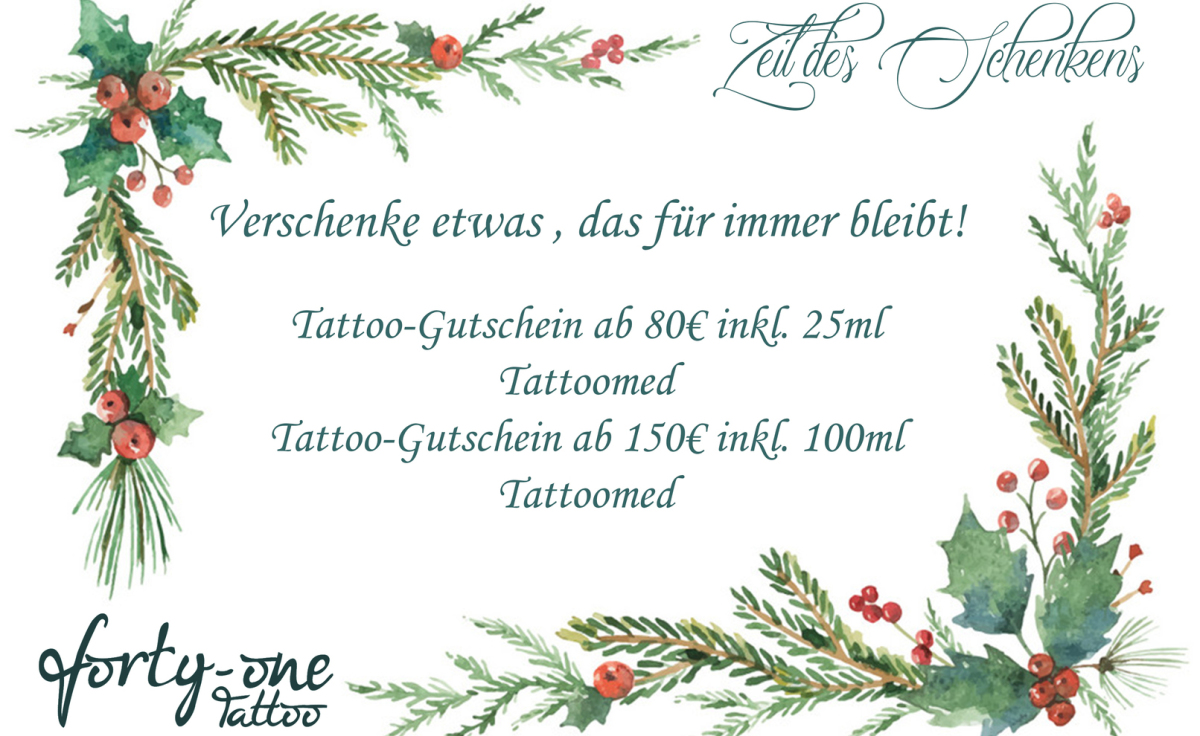 Oberam Tattoo Frauenportrait