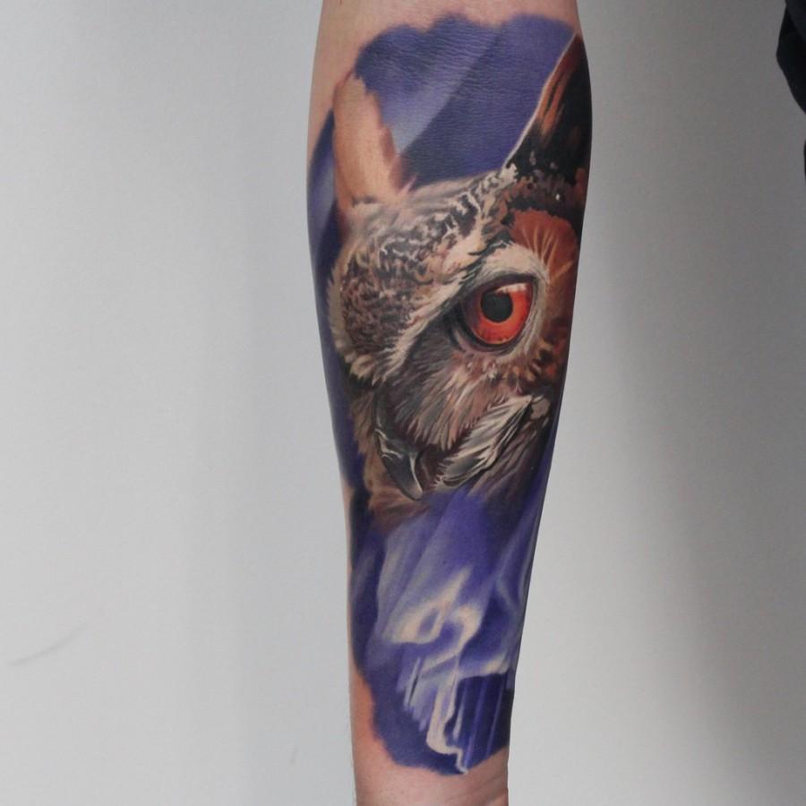 Tattoo Wade Fliegenpilz
