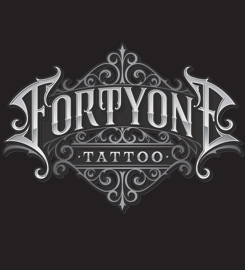 Visitenkarte fortyone Tattoo